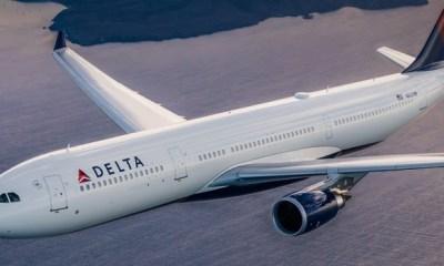 Nigerian passenger aboard Delta Airlines dies during flight to Lagos