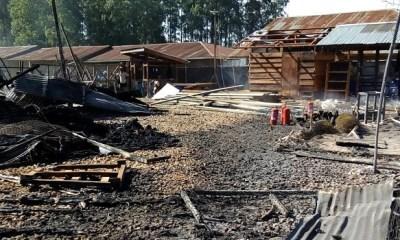 DR CONGO: 4 Ebola patients flee as armed assailants set treatment centre on fire
