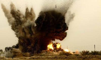 Landmine kills 5 farmers, injures 20 in Borno