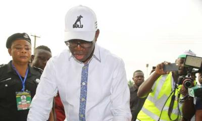 GOV ELECTION: Okowa unmoved by FG's determination, says I will emerge victoriously