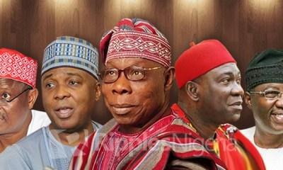 A Domineering General, a Wily Power Broker, a Vengeful Populist: The men who failed Atiku