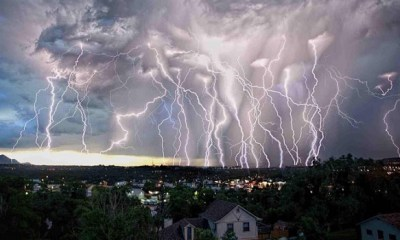 Thunderstorm strikes ex-Delta councilor, two others dead