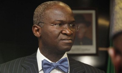 2020 BUDGET: States, LGs to get 85 percent of VAT - Fashola