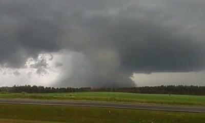 23 reported dead as tornado rips through Alabama and Georgia