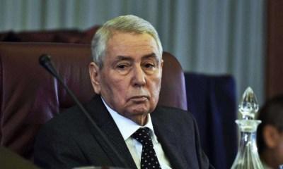 ALGERIA: Bensalah to replace Bouteflika as interim president, says parliament
