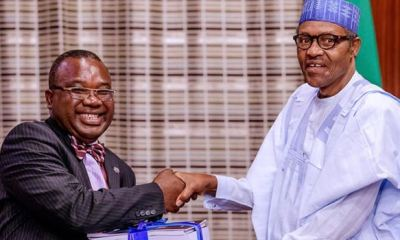Rights Commission boss hints Buhari has approved creation of State, LG police