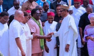Buhari, APC have told South-East they are not qualified for any good thing –Group