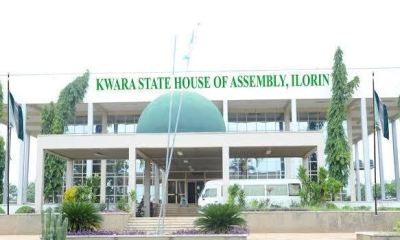 KWARA: 34-year-old Yakubu Saliu Danladi emerges speaker of Kwara Assembly