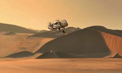 NASA to deploy life-hunting drone to explore Saturn's moon
