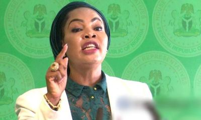 REPS SPEAKERSHIP: Only female contestant Onyejeocha quits race