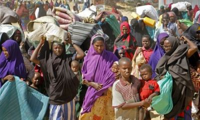 Two million Somalis could die of starvation amid severe famine -UN