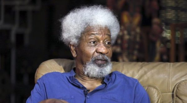 Soyinka warns Nigerian government against muzzling dissenting voices