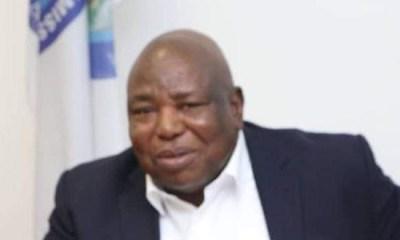 The Acting Managing Director of the Niger Delta Development Commission, NDDC, Prof. Nelson Brambaifa