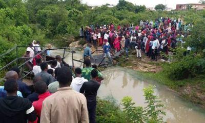 ATBU VC blames selfie taking students for bridge collapse tragedy