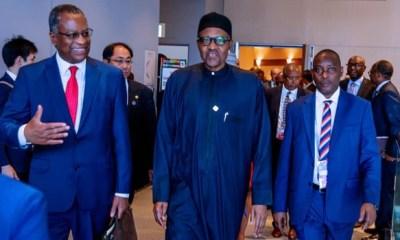 Invest in Nigeria, make good returns, Buhari tells foreign investors at TICAD7