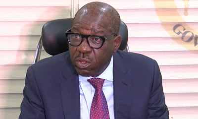 EDO APC CRISIS: Obaseki talks tough, vows to chase out dissidents