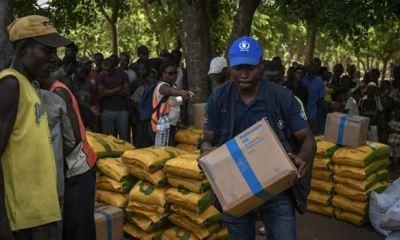 UN raises alarm over food crises in Zimbabwe, says 5m people need aid