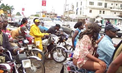 Ondo govt bans 'Okada' operators