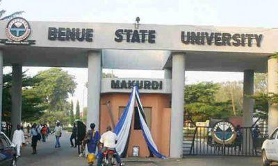 BREAKING: Benue Varsity shut, students ordered home