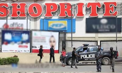 #XENOPHOBIAINSOUTHAFRICA: Police take over Shoprite in Imo, beef up security in Enugu over reprisal attacks