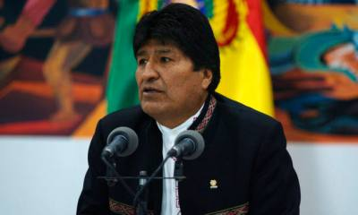 Bolivia court declares Morales winner of disputed poll