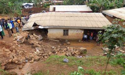 37 killed, dozens rendered homeless as landslides ravage Cameroon