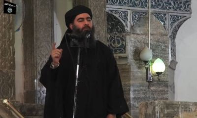 US 'conducts operation against IS chief' al-Baghdadi