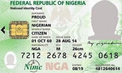 NIMC-Card