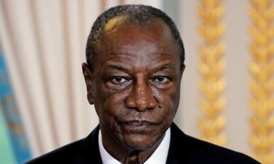 Eight Guinean opposition leaders in court for dissent