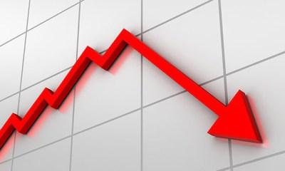 downward graph