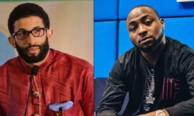 Buhari's aide joins in on spat between activist Ogundamisi and Davido