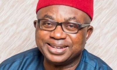 If court's ruling was based on highest bidder I would have lost – Abia lawmaker