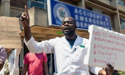 Zimbabwe sacks more doctors over strike