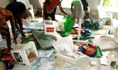 #BayelsaDecides: Thugs hijack election materials in Southern Ijaw
