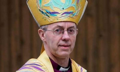 SERAP to Archbishop of Canterbury: Prevail on Buhari to release Sowore, Bakare