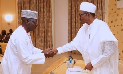 BREAKING: Buhari replaces Fowler with Muhammad Nami as chairman of FIRS