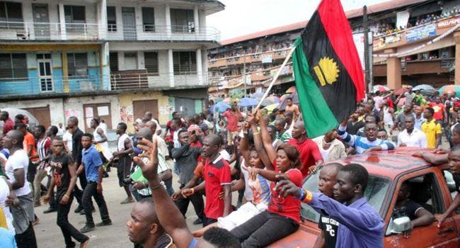 IPOB renews resolve for creation of Biafra in wake of Buhari's arrest threats