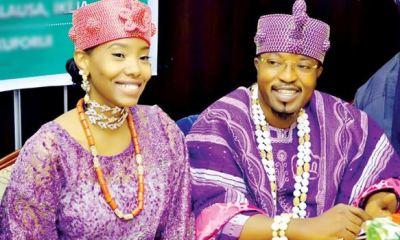 Oluwo, estranged Jamaican wife fight dirty on social media