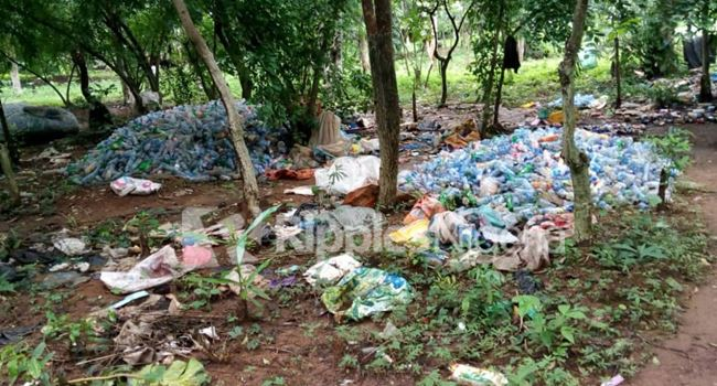 FEATURE.... How Nigerians survive, pay school fees by exchanging trash for cash