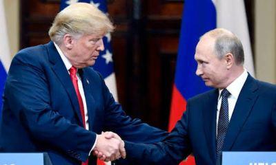 Putin with Trump