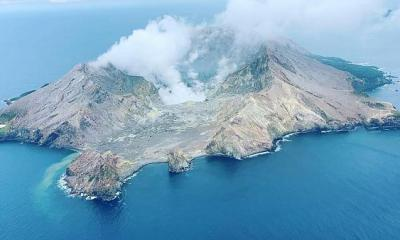 Fresh volcanic activity hampers recovery efforts in New Zealand