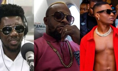 Wizkid in trouble as Tony Tetuila, Tic Tac slam him with N30m suit