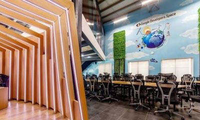 """How Google joined Facebook to redefine """"free"""" as it launches Lagos hub for developers"""