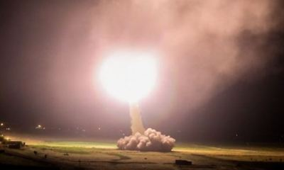 Iran fires missiles at US military bases in Iraq