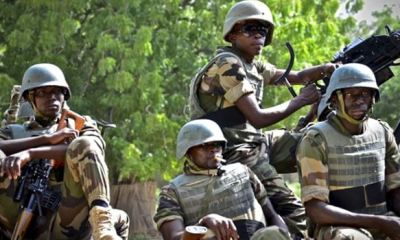 Nigerien president sacks army chief, others for terrorist attack on military base