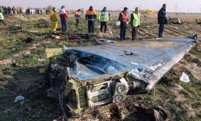 Iran admits shooting down Ukrainian plane, killing 176 people 'by mistake'
