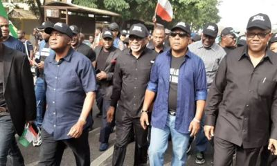 Protest against Supreme Court shows PDP's contempt for judiciary —BMO