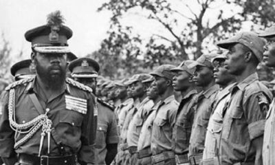 Nigeria and Ndi-Igbo fifty years after the civil war
