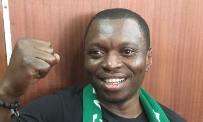 Detained journalist Agba Jalingo finally gets bail, after 174 days in detention