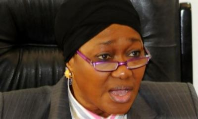 My husband, daughter died within a year, I escaped assassination attempts while in office, Farida Waziri reveals